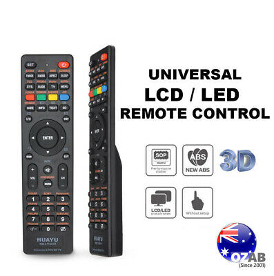 Universal LCD/LED/3D TV Remote For Samsung/Panasonic/TCL/TOSHIBA/PHILIPS/JVC AU