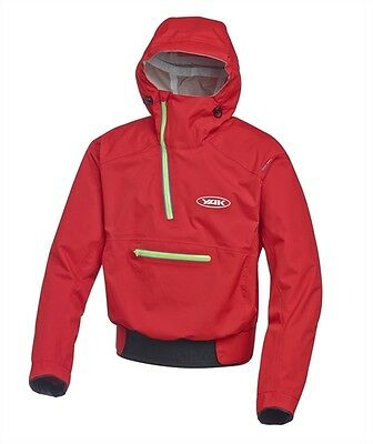 Yak Comet  Touring Cag - Red and Blue - Clearance