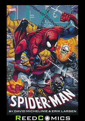 SPIDER-MAN BY MICHELINIE AND LARSEN OMNIBUS HARDCOVER New Hardback *888 Pages*