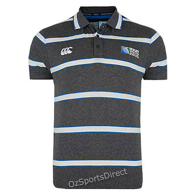 Rugby World Cup 2015 Challenger Polo Shirt - LARGE