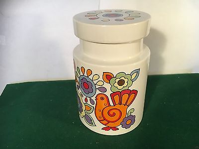 Lord Nelson Pottery  Gaytime  Storage Jar