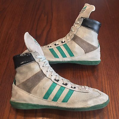 RARE Adidas Equipments Wrestling Shoes (swapped) - Size 10.5-11