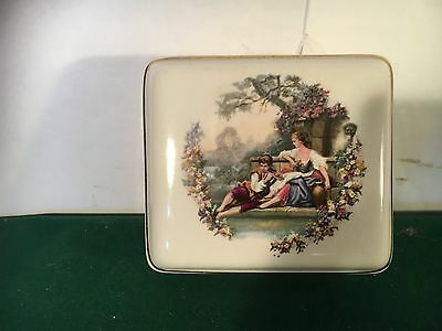 Lord Nelson Pottery Trinket Box