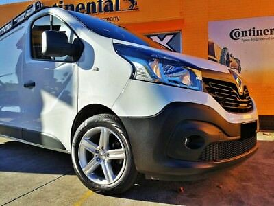 "(Renault Trafic) 17"" G.MAX Carus Wheel & Tyre Package"