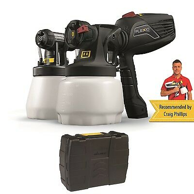 Wagner Universal Sprayer W599 with Carry Case