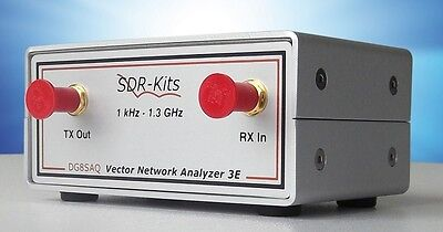 DG8SAQ VNWA 3 Low Cost 1.3 GHz Vector Network Analyzer
