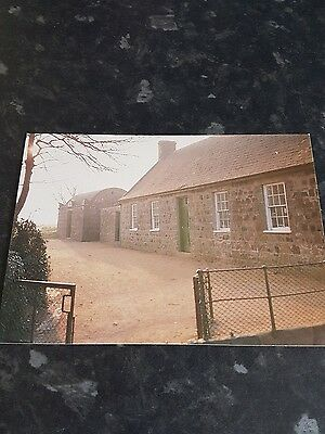The prison and the school sark Chris Andrew's card unused