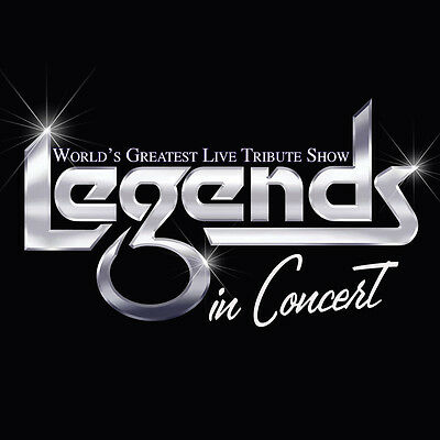 2 Tickets To Legends In Concert Las Vegas