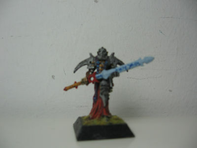 Confrontation Greifen Griffon Inquisitor 2 - top bemalt pro painted Metall