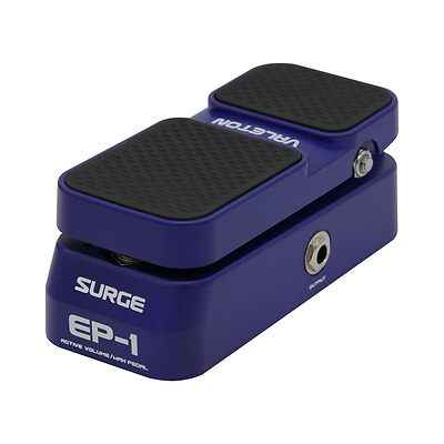 Valeton Ep-1 Surge Volume/wah Very 1St Time In Us! New Fast Ship !  New/nice!