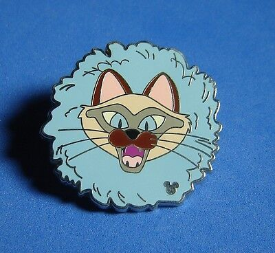 Cats Completer AM Siamese Hidden Mickey WDW Disney Pin 2007