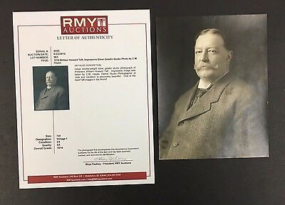 William Howard Taft New 8x10 Photo 27th President of the United States
