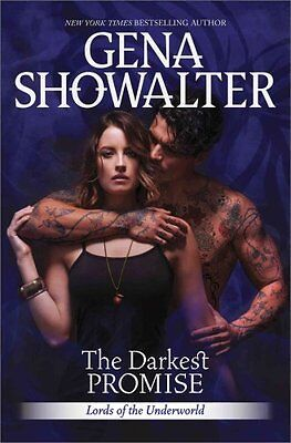 The Darkest Promise: A Binge-Worthy Paranormal Series by Gena Showalter...
