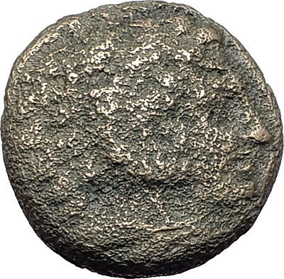 ALEXANDER III the GREAT 336BC Macedonia Ancient Greek Coin HERCULES CLUB i62221