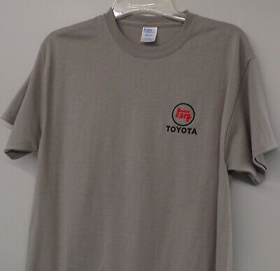 Toyota Old Logo Embroidered Adult T-Shirt S-6XL, LT-4XLT New