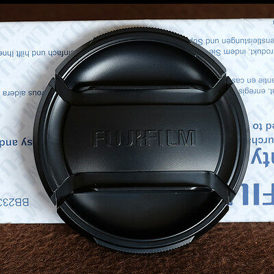 Fujifilm 62mm Front Lens Cap for  X-Mount Lenses #16389771 OEM GENUINE ORIGINAL