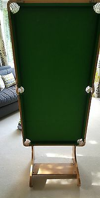 BCE Snooker and Pool table.