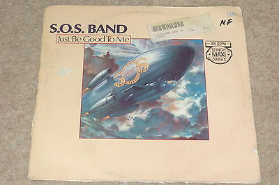 The S.O.S. Band – Just Be Good To Me   1983    DISCO!!