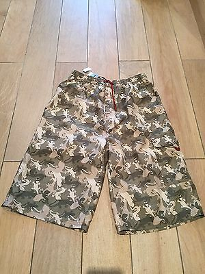 Boys Short Trousers  Age 15-16 From Next BNWT