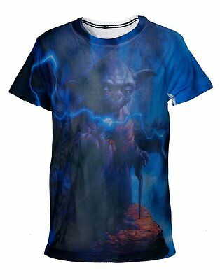 STAR WARS STAR WARS kids T-Shirt - YODA Größe 146 / 152 Shirt New