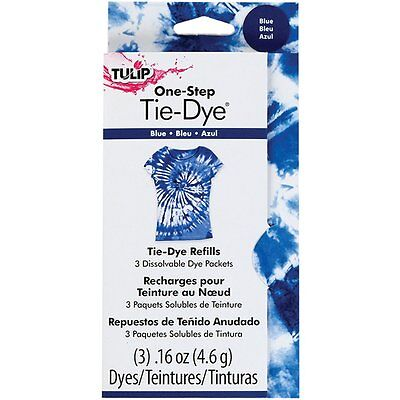 Tulip One-Step Tie-Dye Refill Blue