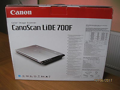 Canon CanoScan LiDE 700F Flatbed Scanner - used twice!