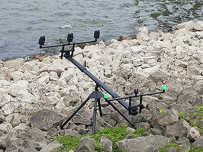 Rod Pod Crown Pod 3 Ruten 4 Beine