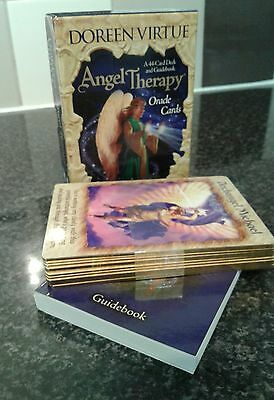 angel therapy Doreen virtue