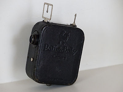 ANCIENNE CAMERA 8mm PATHE-BABY - OBJECTIF CARL ZEISS JENA (1925) pour COLLECTION