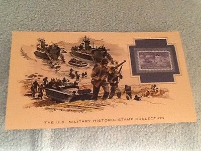 US Military Historic Stamp Collection 3 cent stamp GEORGE S. PATTON