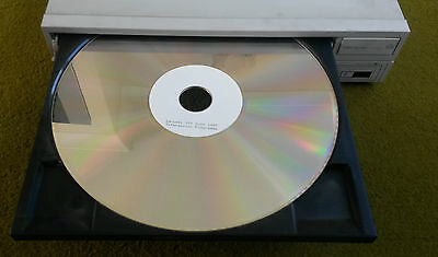 Pioneer LD-V2100-H LaserDisc Player - with disc - 99p start - Boxed with Remote