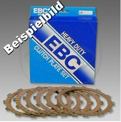 EBC coupling clutch pads with Fins ck5604