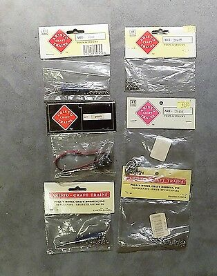 6 pcs Aristocraft 3 each of 29405 2 of 11910 1 of 29500 #1ga NIP