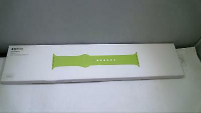 Genuine Original Apple - Sport Band for Apple Watch 38mm - Green MJ4L2ZM/A SM/ML
