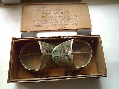RARE! Antique Eye Glasses from 1900's J.B. Watson