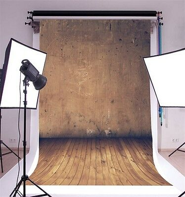 Vinyl 5x7ft Photo Backdrop Old Wall Photography Theme Background Studio Props