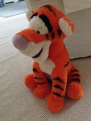 Genuine Disney Tigger soft toy - mint condition