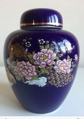 Perfect Cloisonné Ginger Jar
