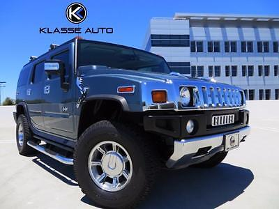 2006 Hummer H2 4dr SUV 2006 Hummer H2 4dr SUV 1 Owner Only 38K Miles Fully Loaded Chrome Upgrades Wow