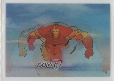 1996 Skybox Marvel Motion #8 Iron Man Non-Sports Card 2a7