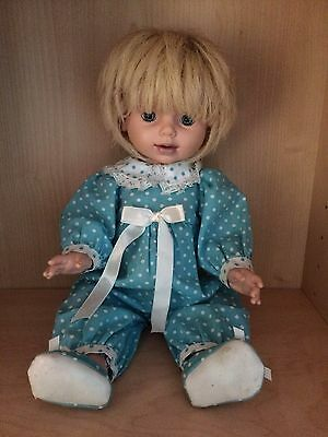 "Original 14"" Doll - Baby so Beautiful (BSB) Playmates 1995"
