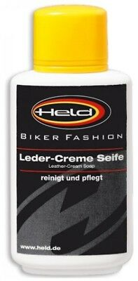 Leather care for smooth suit seats Saddle and others Held soap NEW
