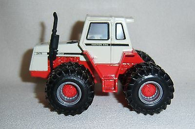 1/64 Ertl Case 2470 Traction King with 4WD and Duals Farm Toy Tractor Diecast