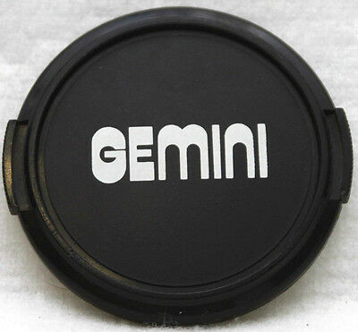 Original Gemini Front Lens Cap 52mm 52 mm Snap-On Japan