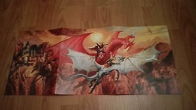 Spielleiterschirm Meisterschirm Ad&d Advanced Dungeons & Dragons Ad&d Sehr Gut