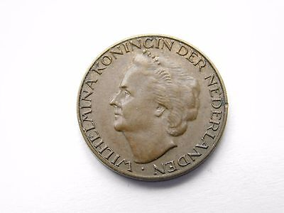 1948 Netherlands 1 cent  coin foreign (1602)