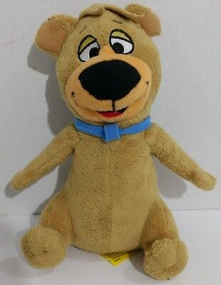 "Hanna Barbera Collection Yogi Bear Boo Boo 7.5"" Bean Bag Plush Figure"