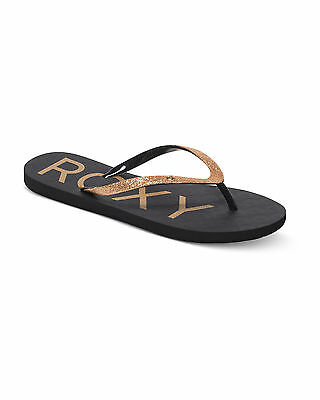 NEW ROXY™  Womens Viva Glitter III Thongs Womens Footwear