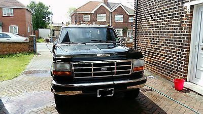 Ford F350 Pick Up