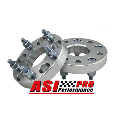 2PCS 25mm 5 Lugs Wheel Spacers For Holden Commodore 12X1.5 12X1.5 Hub bore 63mm